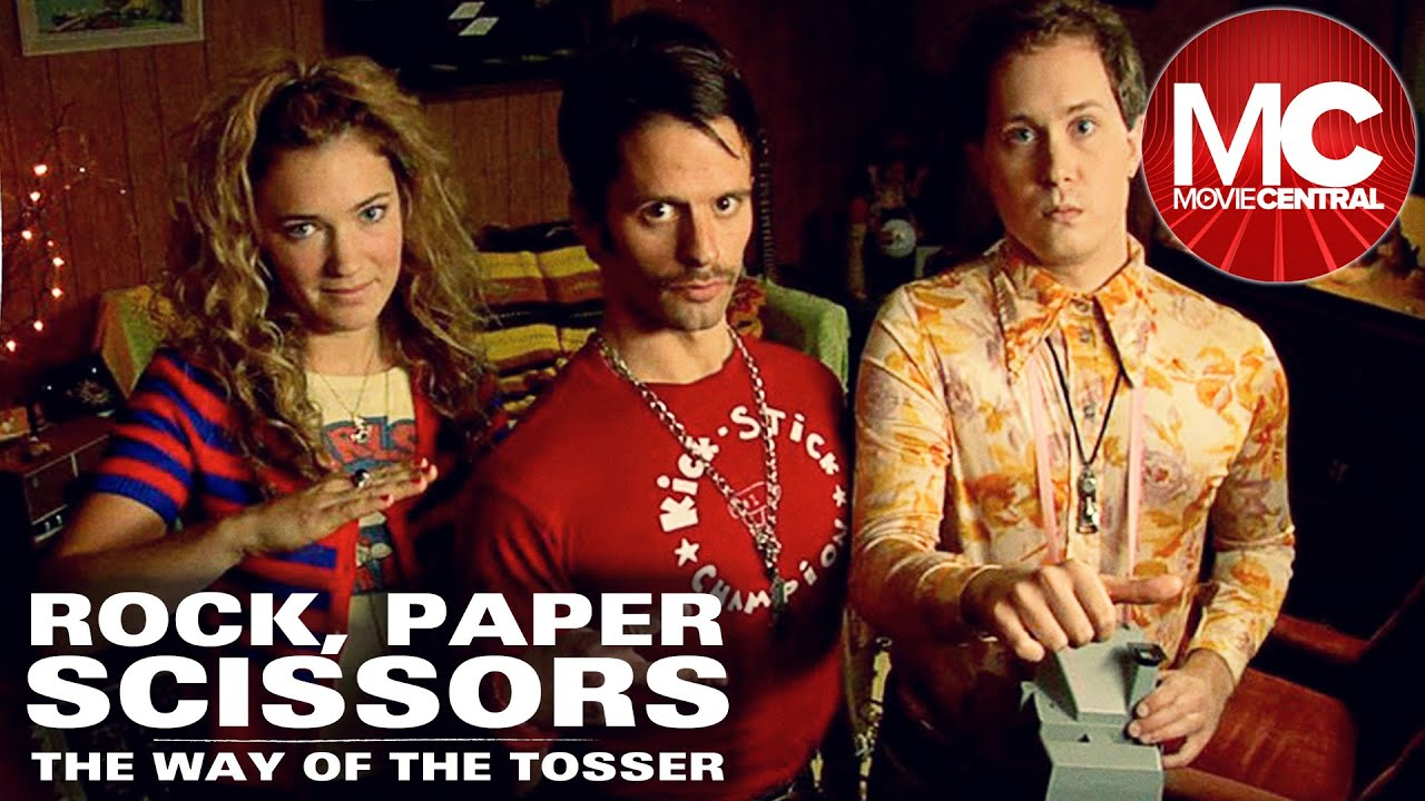 Rock, Paper, Scissors: The Way Of The Tosser | Full Comedy Movie