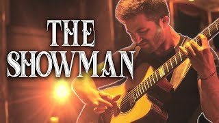 THE SHOWMAN - Luca Stricagnoli - Fingerstyle Guitar