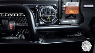 1980 Toyota Landcruiser FJ40: Project Death J