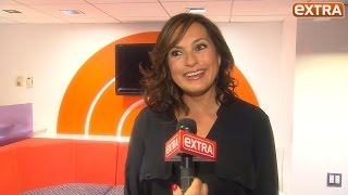 Mariska Hargitay on 'Law & Order: SVU,' Taylor Swift's Cat, and Christopher Meloni's Butt