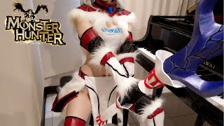 モンスターハンター 英雄の証 Monster Hunter Proof of a Hero [ピアノ]