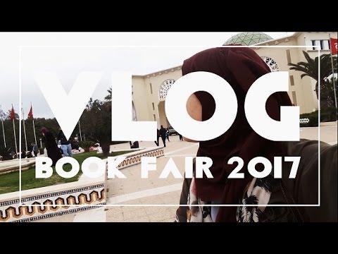 Book Fair Vlog   A Tunisian Reader
