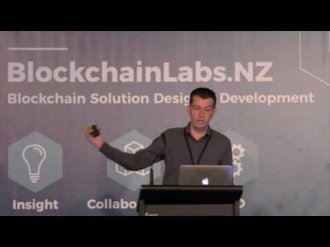 Paul Salisbury - Blockchain 102 - TheBlockchain.NZ