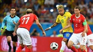 Neymar jr vs Switzeland ⚫(18/06/2018)⚫World Cup 2018 Russia