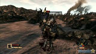 Dragon Age 2 Walkthrough - Male Warrior - Escape to Kirkwall Part 1