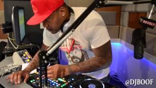 DJ BOOF LIVE ON POWER 105.1FM w/ ANGIE MARTINEZ