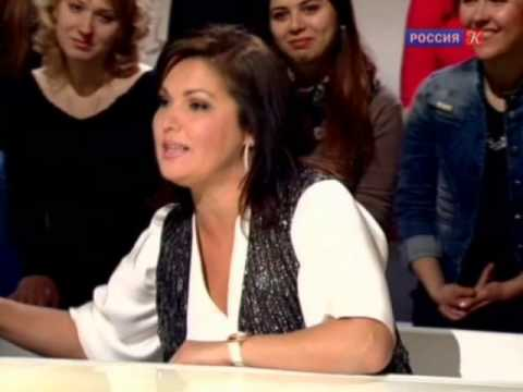 Interview with Anna Netrebko and Yusif Eyvazov (may 2015, Kultura) with English subs