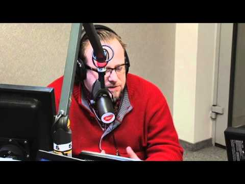 "Olaf Lubaszenko, reżyser ""Sztos 2"", w DDB"