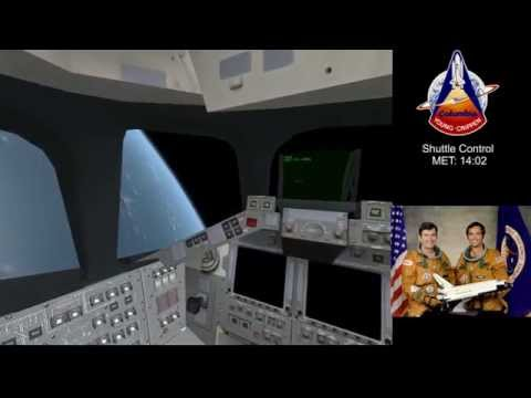 The Greatest Test Flight - STS-1 (Full Mission 06)