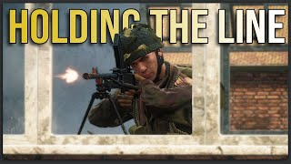CUTTING OFF German Assaults with the Bren in Post Scriptum!
