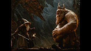 The Hobbit-Escaping Goblin Town
