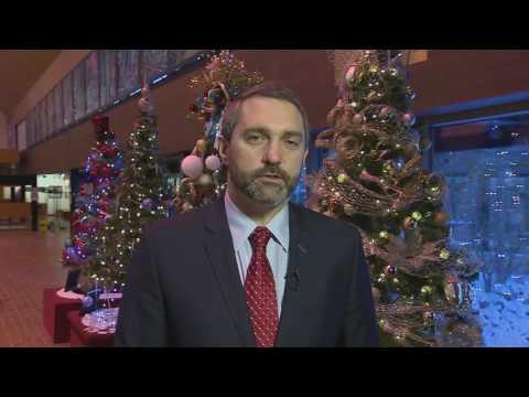 Joyeuses fêtes du premier ministre du Yukon