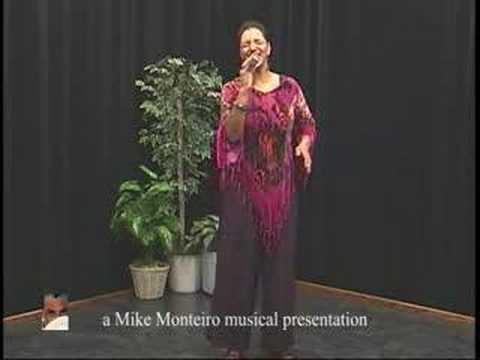 Candida Rose sing Afro Blue