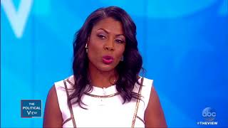Omarosa Reveals New Tape Of Trump Alleging Violations By Hillary Clinton Campaign | The View