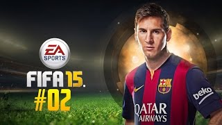 FIFA 15 DEMO GAMEPLAY Mit Daanbo [PC] #02 ★ LET