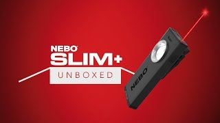 NEBO Unboxed: SLIM+ - Powerful EDC Light for Adventurers