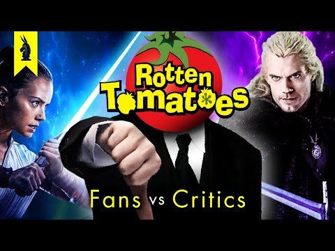 Star Wars and The Witcher: Are Critics Useless? – Wisecrack Edition