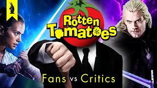 Star Wars and The Witcher: Are Critics Useless? - Wisecrack Edition