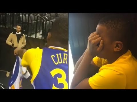 Steph Curry Completely IGNORES 10 Year Old Kid Asking for His Autograph, Mom Goes OFF