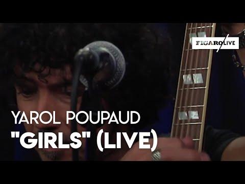 "Yarol Poupaud - ""Girls"" (Live) Mp3"