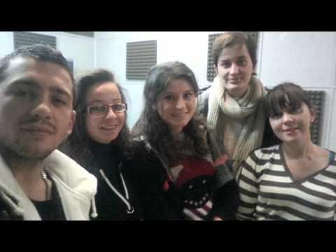 ICCTW  -  Projektet tona në Radio Tirana