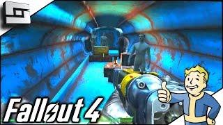 Fallout 4 Gameplay - SUPER WEIRD CREEPER! Ep 20