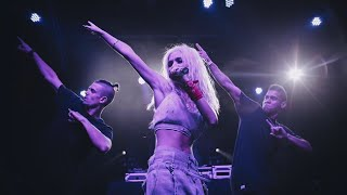"Pia Mia in Hawaii performing ""Do It Again"""