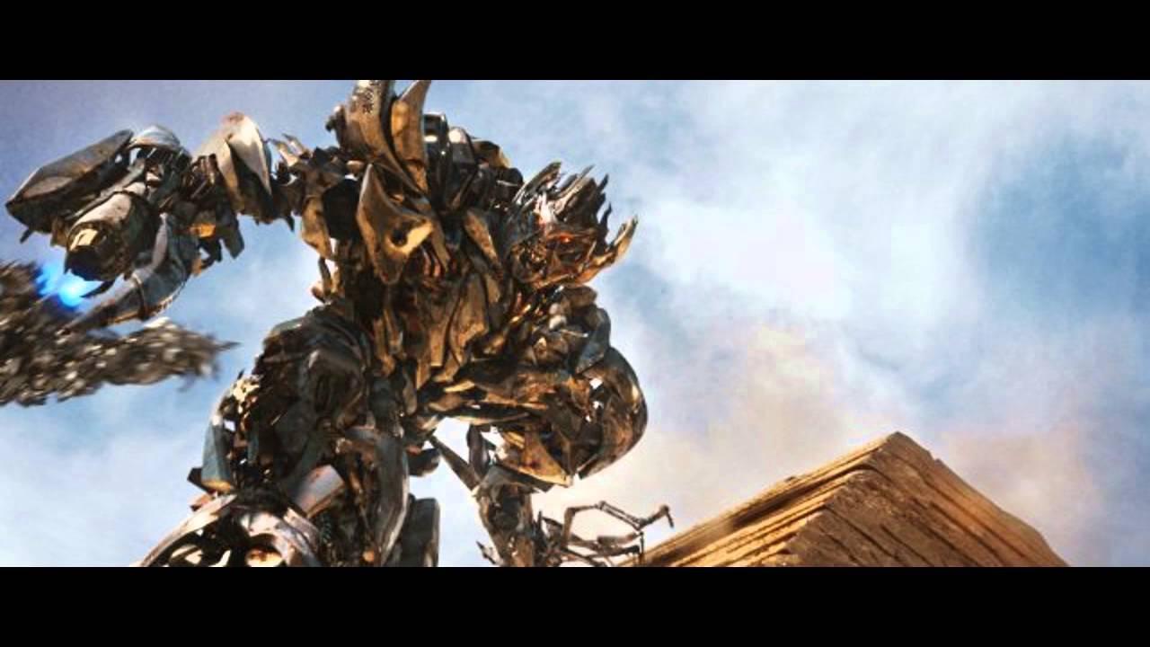 Head Fallen Megatron Revenge