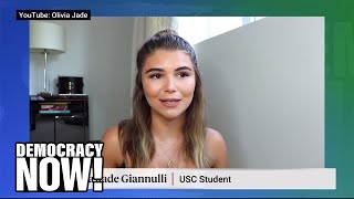 Lori Loughlin's daughter Olivia Jade mired in college admissions scam