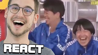 React: Japanese Gameshow Compilation