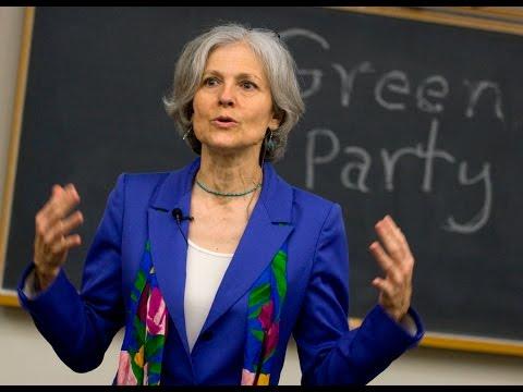 Jill Stein Interview: Bernie, Hillary, & Running for President