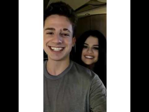 Charlie Puth & Selena Gomez - Snapchat
