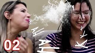 Tipos de risadas 01 - Erlania e Dany