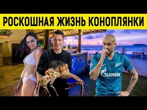 КОНОПЛЯНКА — деньги от Газпрома / Шахтер / Ракицкий / челленджи