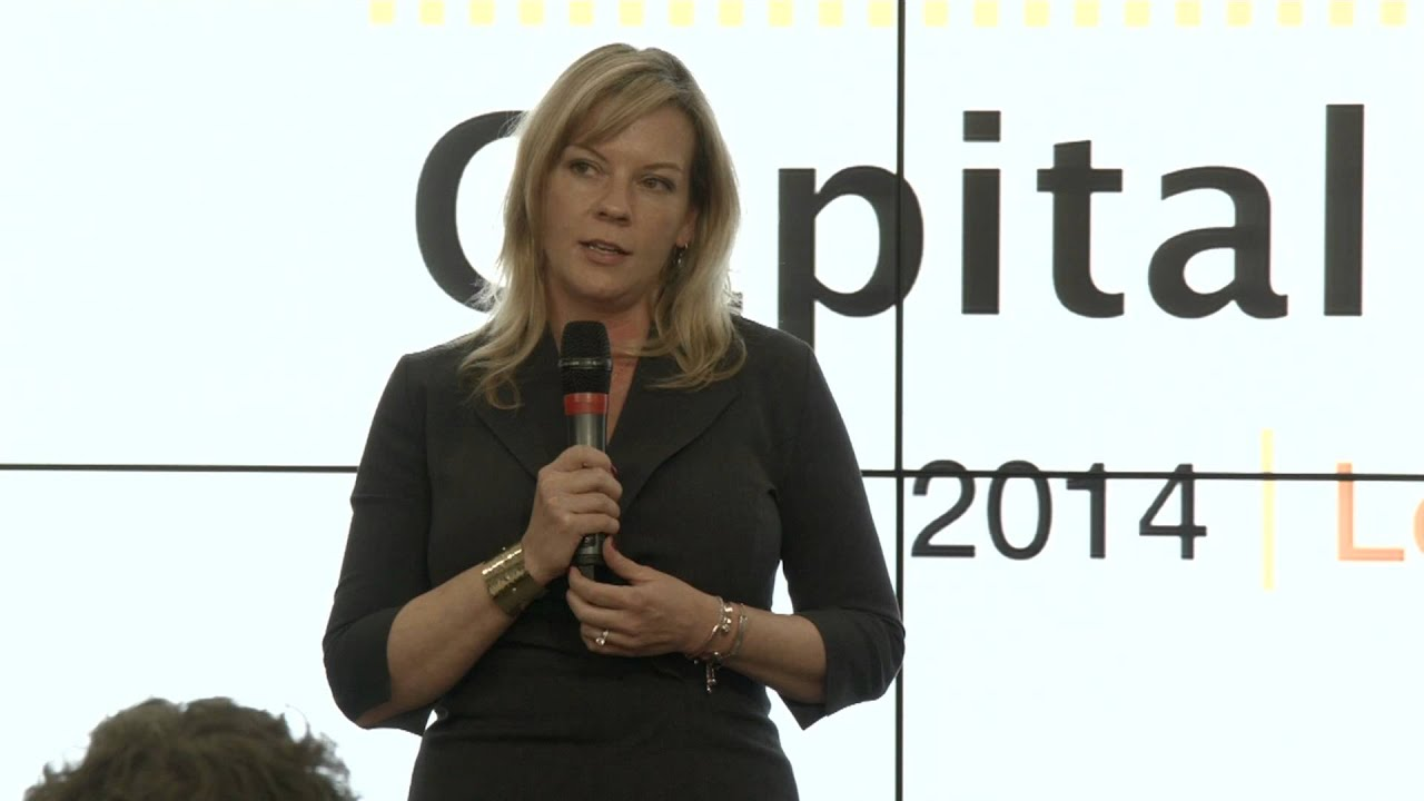VC Pitch - Karen McCormick, Beringea (at Capital On Stage London 2014)