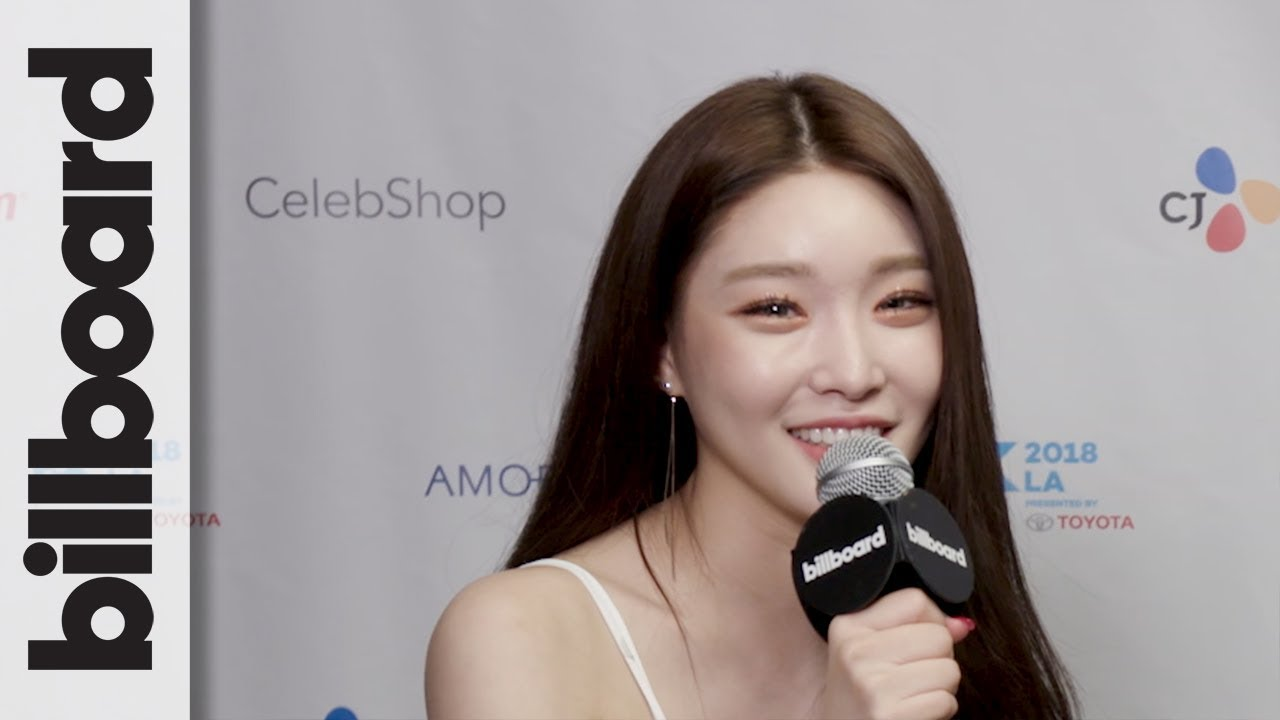 Chung Ha Talks Going Solo Her Favorite Dance Moves More Billboard