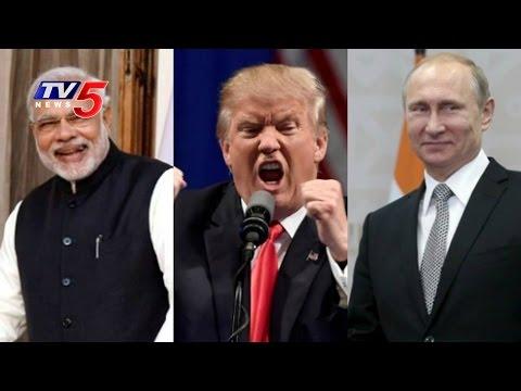 PM Modi Leads Trump, Putin in Time
