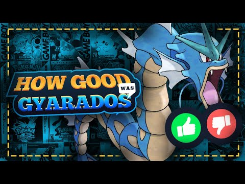 How Good Was Gyarados?
