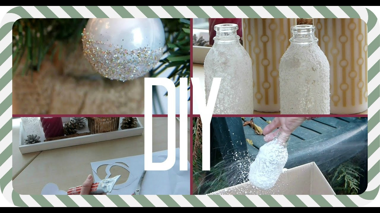 Kerst diy kerstspecials youtube for Decor wonen