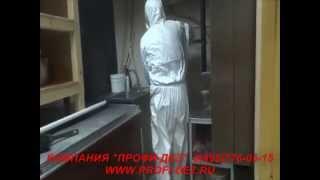 видео Дезодорация комнат квартиры и общественных помещений