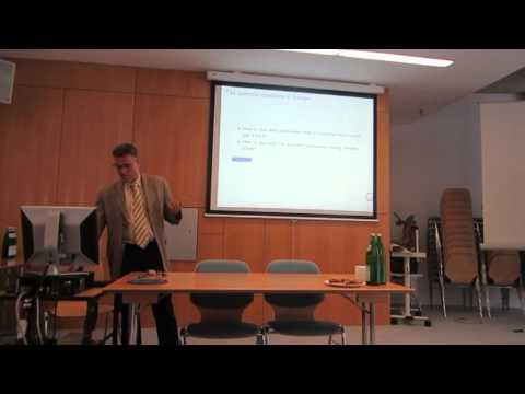 Academic Conference - Euroculture 2013