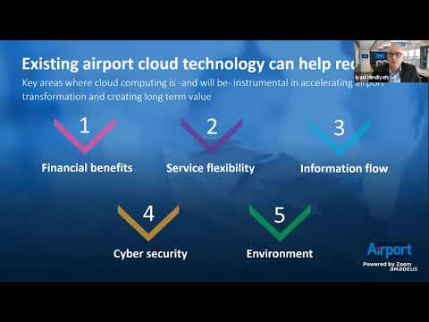 Success factors for effective transformation and holistic value creation | Airport IT webinar