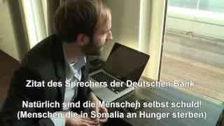 Das Geldsystem tötet! Gründe der Flüchtlingsströme  #boerse #Flüchtlinge #EU  #STERBEN #banken