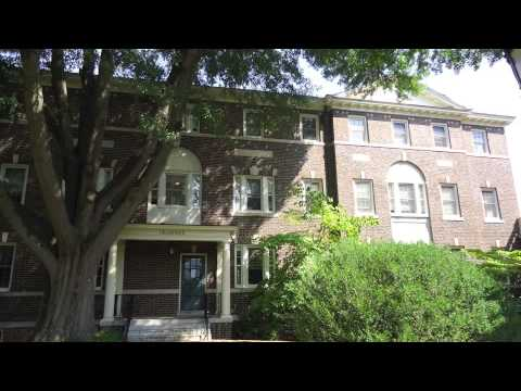 The Dorms at Sweet Briar College