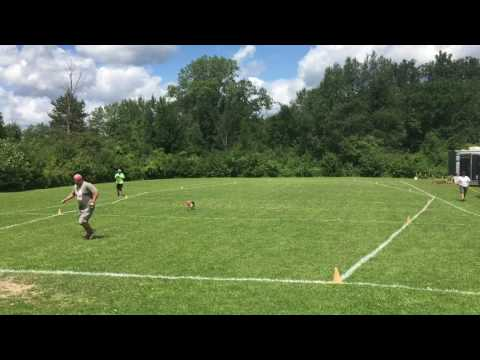Bob Ryan and Bagel D/A Freestyle Michigan