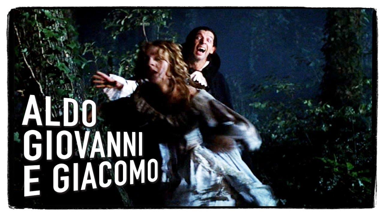 Il Conte Dracula Prima Parte Tre Uomini E Una Gamba Di Aldo Giovanni E Giacomo Youtube