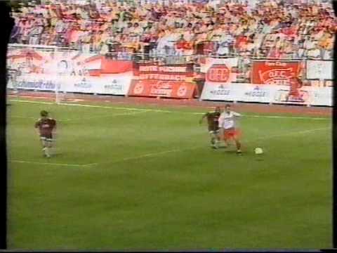 Wacker Burghausen - Kickers Offenbach 33.Spieltag Regionalliga Süd 1997 98