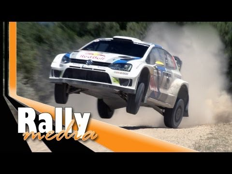 WRC Rally Italia Sardegna 2013 By Rallymedia (HD - Pure Sound)