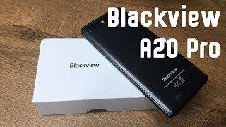 Обзор Blackview A20 Pro - лучше, быстрее и дороже?