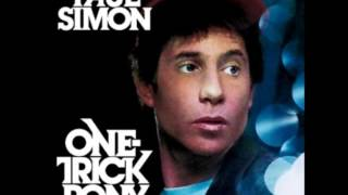 Paul Simon - God Bless The Absentee